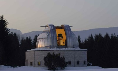 Cupola dell'Osservatorio